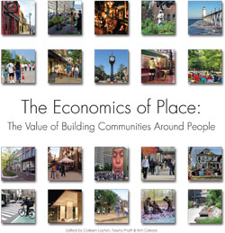 Economics Of Place Book Now Available Electronically