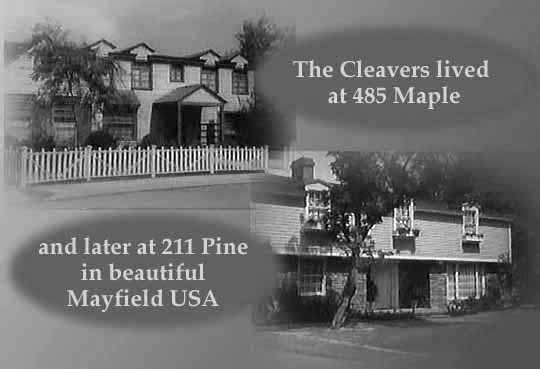 Leave it to beaver house layout
