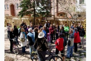 Jane's Walk provides fun, recreation and a great learning experience for participants