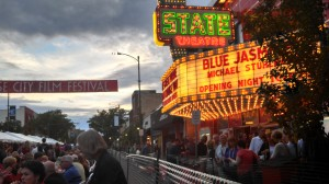 Opening Night Street Party at TCFF 2013