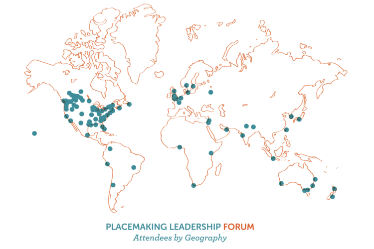 Placemaking Week A Prime Opportunity To Learn And Share- October 10-14 In Amsterdam